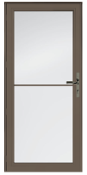 "STORM DOOR TERRATONE RIGHT R/O 36"" X 80"""